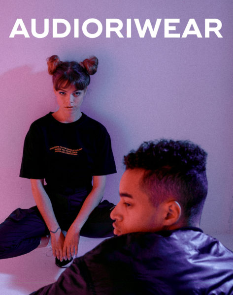 Audioriver Collection shot by the fashion photographer Ala Wesolowska