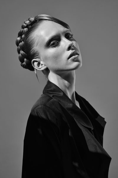 Beauty editorial shot by photographer Ala Wesolowska for Magazine Cap74024