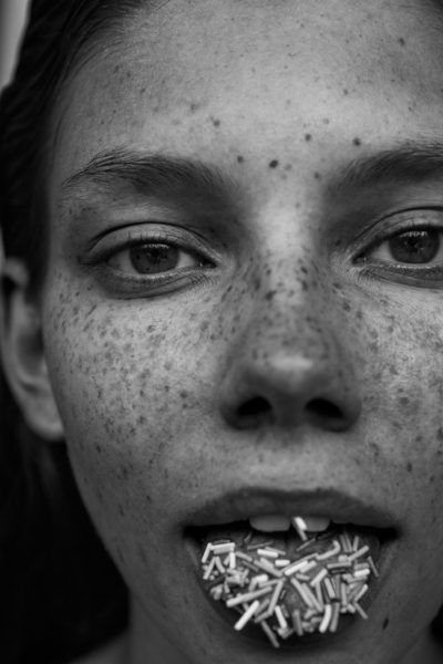 Beauty Editorial for Cap74024 photographed by Ala Wesolowska