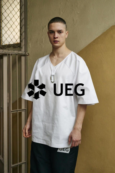 AW17 Campaign for UEG photographed by Zuza Krajewska
