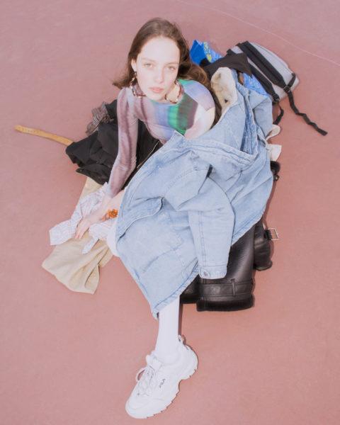 Fashion Editorial photographed by Wiktor Malinowski