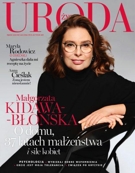 Portrait editorial styled by Janek Kryszczak