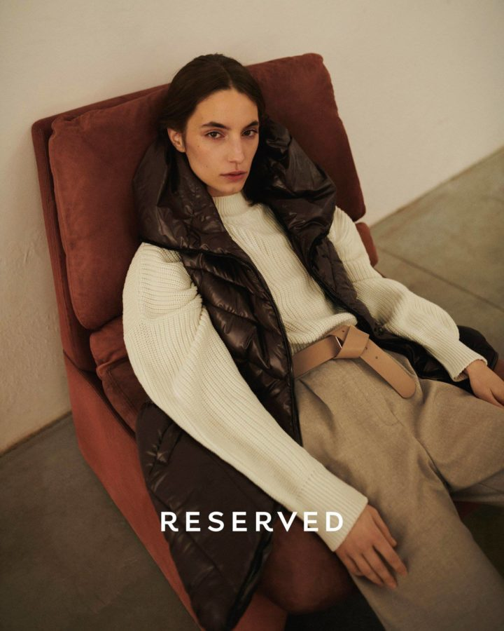 Commercial for Reserved with makeup by Kama Jankowska