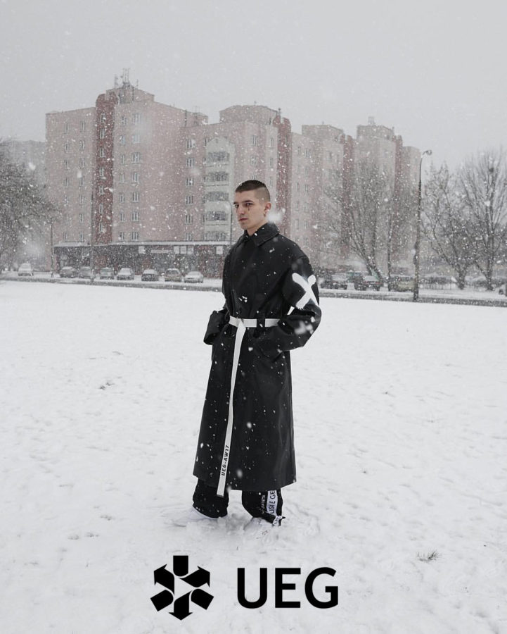 AW17 Campaign for UEG photographed by Zuza Krajewska