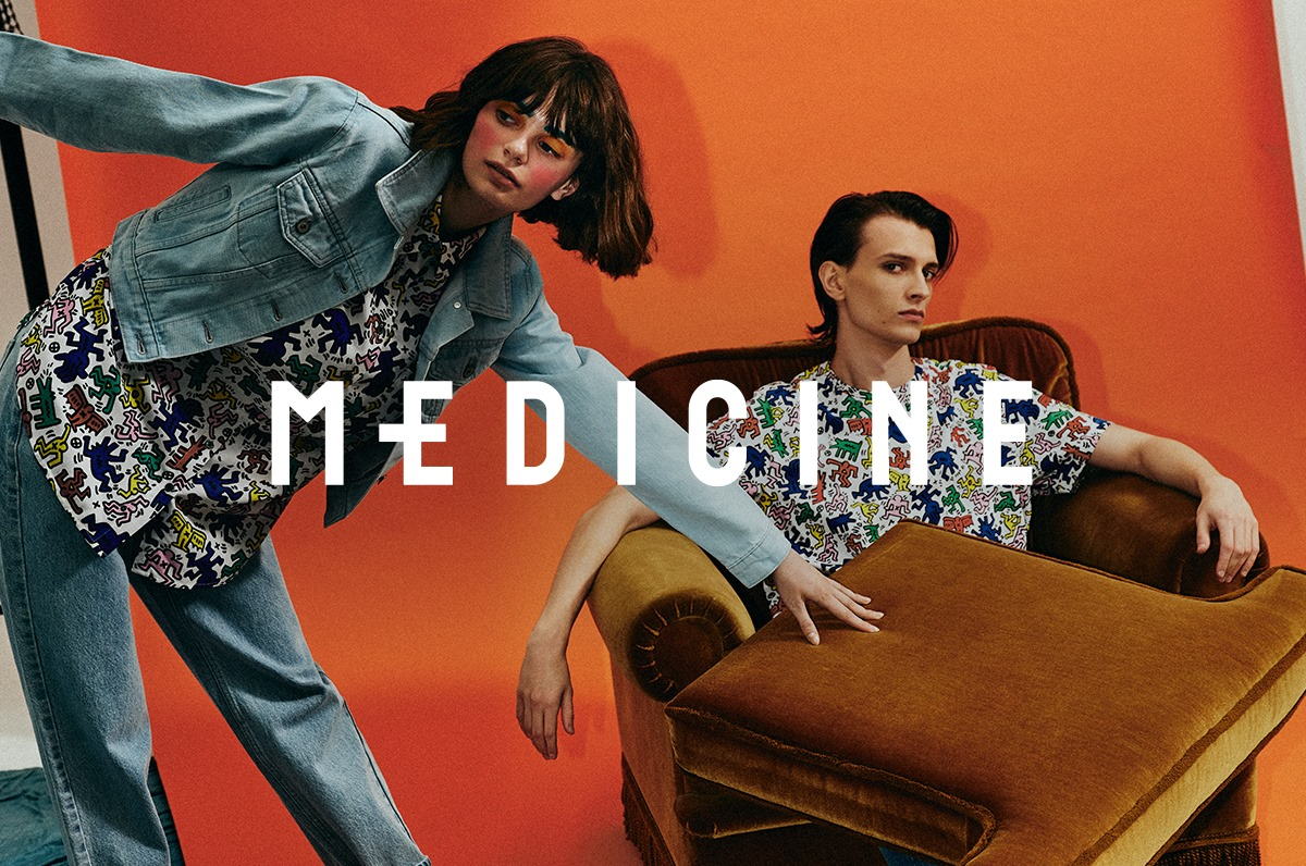 Commercial for Medicine with makeup by Kama Jankowska