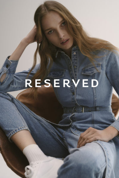 Commercial for Reserved with styling by Janek Kryszczak
