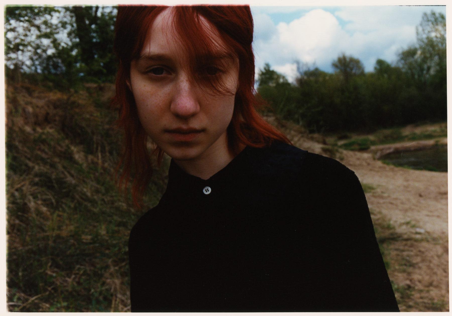 Editorial for Fräulein Magazine photographed by Yan Wasiuchnik
