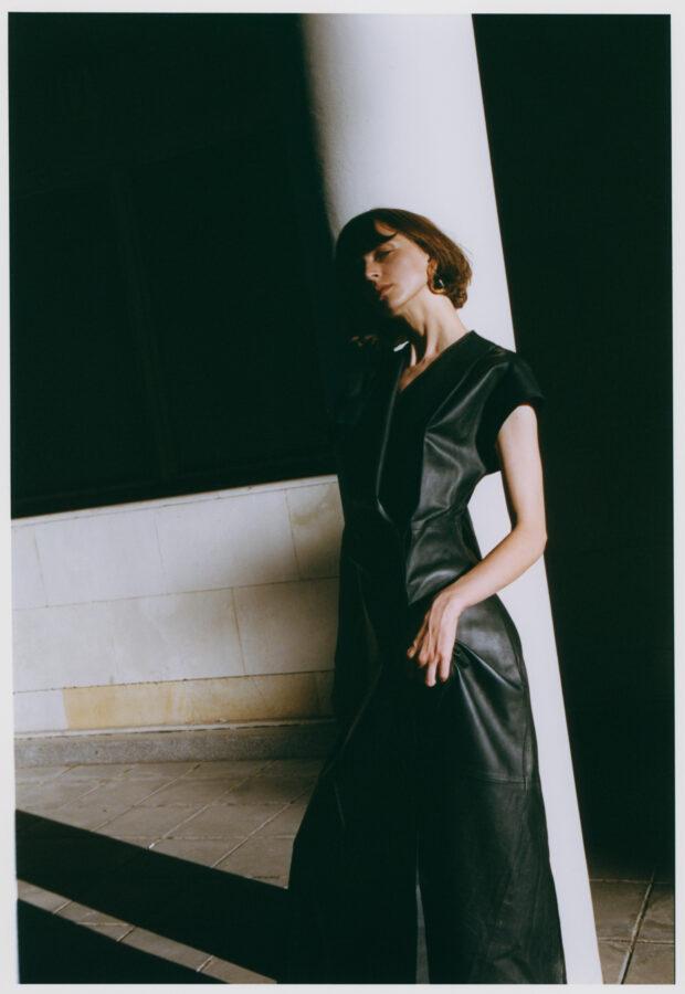 Fashion editorial photographed by Yan Wasiuchnik
