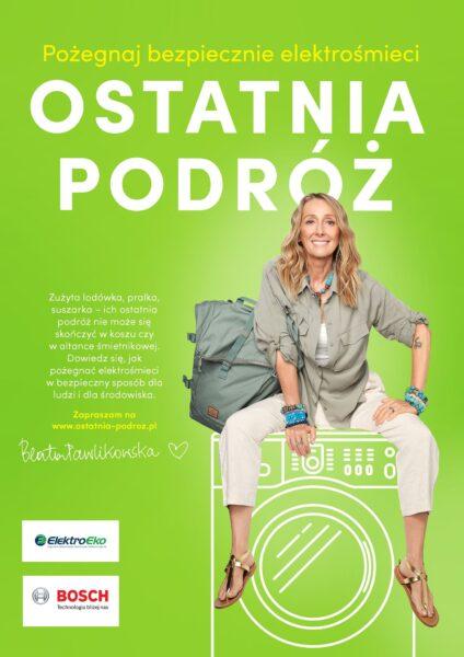 Advertising for Bosch styled by Janek Kryszczak