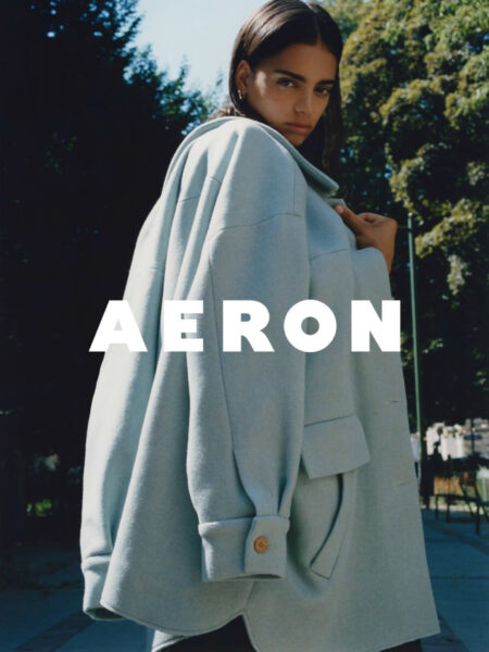 Commercial for AERON with makeup by Magdalena Winska