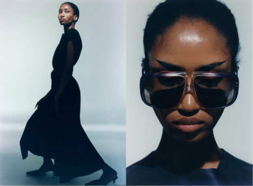 Fashion Editorial for Newonce shot by Lola Banet
