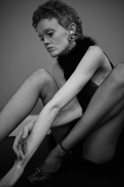 Fashion editorial photographed by Natalia Holland