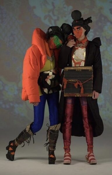 Costume Design by Mikaela Sandell