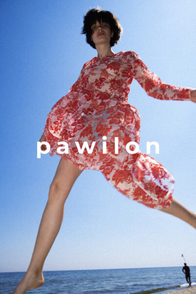 Commercial for Pawilon photographed by Ala Wesolowska