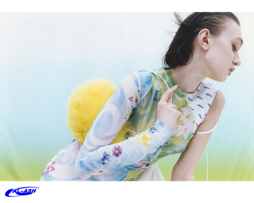 Commercial for Falash photographed by Lola Banet