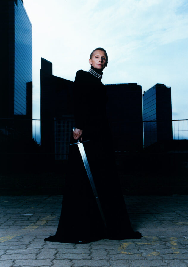 Photography for Vogue Polska by Yan Wasiuchnik