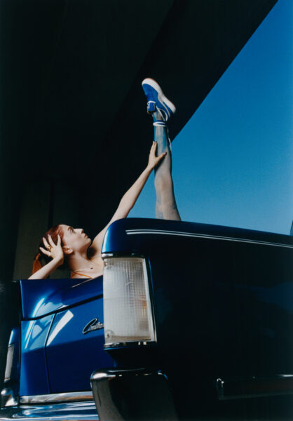 Commercial for Puma photographed by Yan Wasiuchnik