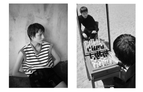 Art Faces Production for Lofficiel Malaysia