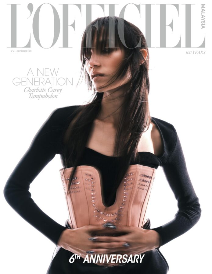 Cover Story for Loffciel Malaysia photographed by Natalia Holland