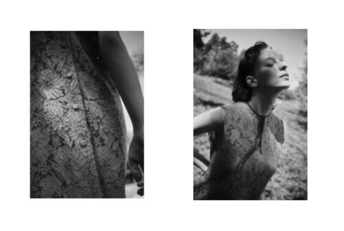 Fashion story for Lula Magazne produced by ART FACES
