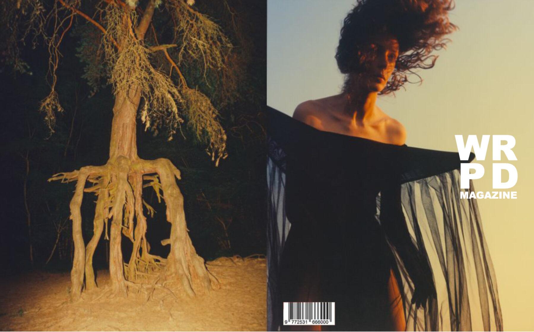 Fashion story for WRPD Magazine with makeup by Kama Jankowska
